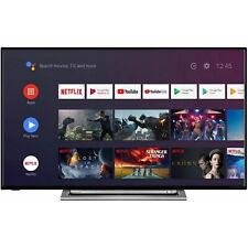 "SMART TV TOSHIBA LED 50"" POLLICI 4K ULTRA HD 2160P INTERNET TV WI-FI DVB-C/S2/T2"