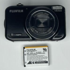 Fujifilm FinePix JX Series JX310 14.0MP Digital Camera - Black (JX310)