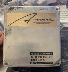 TOYOTA  SW20 MR-2 late 3S-GTE Genuine rewrite BLITZ access computer ECU