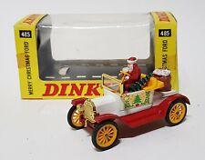 Rare Dinky Toys No. 485, Merry Christmas Ford Model 'T', - Superb Mint Condition