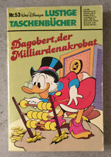 Erstausgabe/Erstauflage - LTB Nr. 53 - 4,50 DM / 1978 - Lustiges Taschenbuch