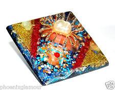 Phoenix WAND Orgonite Orgone Crystal Energy Gift Ornament Decoration