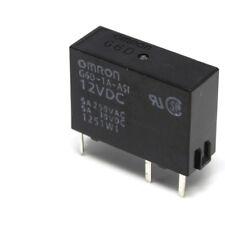 Omron G6D-1A-ASI-12DC SPNO Pcb Relé 5A 12VDC
