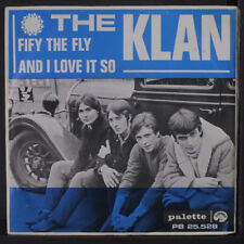 KLAN: And I Love It So / Fify The Fly 45 (Belgium, PS, plays fine) Rock & Pop