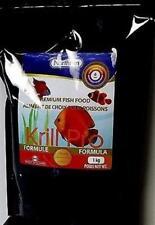 NorthFin Krill Pro Formula 6mm 1Kg Premium Fish Food Slow Sinking pellets