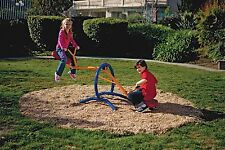 Gym Dandy Teeter Totter TT-210 for Kids - Outdoor Playground Children's See Saw