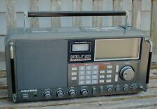 Grundig Satellit 800 Millennium in Original Box & Complete NM