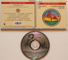 Christopher Cross  THE Best of - Red like the wind CD ALBUM 12 TITRES 1992