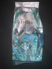 STARBUCKS GUATEMALA ATITLAN 100% ARABICA WHOLE BEAN COFFEE 250G. READ BIO