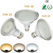 Dimmable PAR20 PAR30 PAR38 E27 LED Light Bulb 7W 12W 15W Bright Lamp 110V220V 10