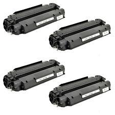 4PK X25 Black Toner Cartridge For Canon ImageClass MF5730 MF5750 MF5770 LBP-3200