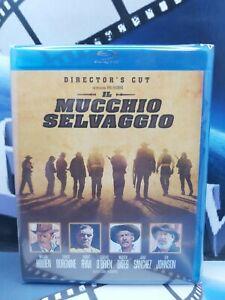 IL MUCCHIO SELVAGGIO BLU-RAY ITALIANO NUOVO SIGILLATO RARO