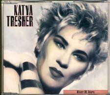 Katya Tresher-River of Tears 4 TRK CD MAXI 1995