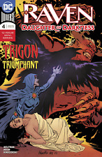 RAVEN DAUGHTER OF DARKNESS #4 (OF 12) 1ST PRINT DC 4/25