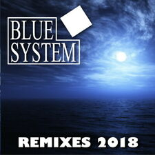 YS802A - BLUE SYSTEM - Remixes 2018 / 1CD [MODERN TALKING]