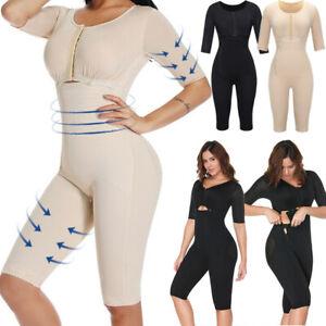 Women's Post Surgery Full Body Shaper Tummy Compression Garment Shapewear Corset