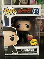 Funko Pop Daredevil: Punisher Chase Variant #216