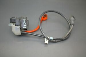 2011 Triumph Sprint GT 1050 / starter solenoid relay & cables
