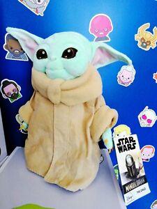 Peluche piccolo Grogu Star Wars:The Mandalorian Disney Store 25 cm 412311113261