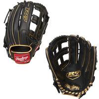 "Rawlings R9 Series Pro H Web 12.75"" Outfield Model Baseball Glove"