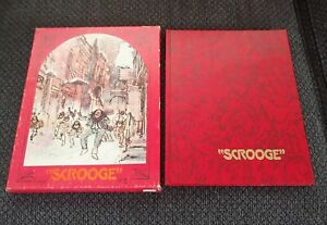 SCROOGE 1970, 1st Edition by Donaldson, Elaine - Drawings by Ronald Searle