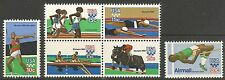 UNITED STATES. 1979. Moscow Olympic Games Set. SG: 1764/69. Mint Never Hinged.