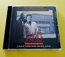 Jerry Garcia Band Smoke Movie Soundtrack CD 1995 JGB Tom Waits Grateful Dead