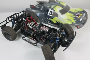 Team Losi Racing SCTE 4WD Short Course Ready to Run