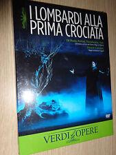 DVD I LOMBARDI ALLA PRIMA CROCIATA VERDI LE OPERE N° 17 DE BIASIO PERTUSI MELI