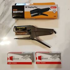 Stanley Bostitch Stapler Gun B8 Office Heavy Duty 10.000 Staples Free Shipping