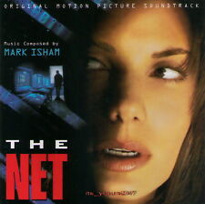 The Net - Original Soundtrack [1995] | Mark Isham | CD