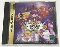 Sega Saturn Princess Crown SS
