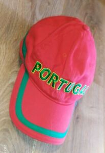 PORTUGAL Official Fifa World Cup Germany 2006 Embroidered Soccer Hat Cap Snapbac