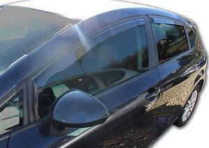SEAT LEON 2  5 portes  2006- 2012   Deflecteurs d'air Déflecteurs de vent 4pcs