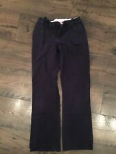 Gap Kids girls uniform pants size 14 Navy Blue