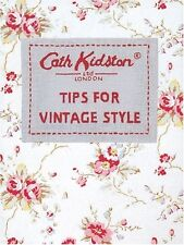 Tips For Vintage Style,Cath Kidston