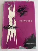 NIGHTWOOD by DJUNA BARNES intro T.S. ELIOT 1949 New Classics ALVIN LUSTIG