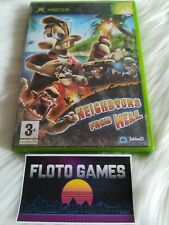 Jeu Neighbours From Hell pour X-Box XBOX PAL Complet CIB - Floto Games
