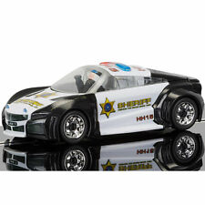 SCALEXTRIC Slot Car C3709 QUICK BUILD Police Car Drift Siren Lights