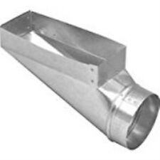 Duct End Boot 3-1/4 X 10 X 4in