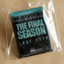 "FROM LOST: ""THE FINAL SEASON 2010""  PIN - RARE"