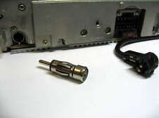 Car Aerial / Antenna Adaptor For Car Radio ISO to DIN FOR KENWOOD SONY JVC