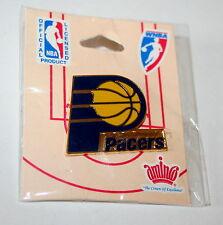 Indiana Pacers Team Logo Basketball NBA Team Aminco Enamel Collector Pin New NoS