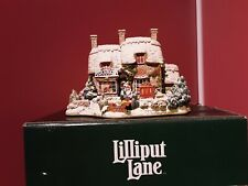 More details for lilliput lane cottage the christmas present l2486 2002 xmas special edition
