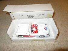 Corgi Classics Amoco 1957 Corvette Convertible With Santa 1:24 Scale MIB