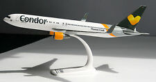 Condor Boeing 767-300ER 1:200 Herpa Snap-Fit 610865 Flugzeug B767 Thomas Cook