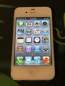 iPhone 4s 16GB *RARE* iOS 5.1