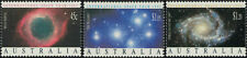 1992 AUSTRALIA INTERNATIONAL SPACE YEAR (3) MNH