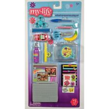 My Life As All American Girl Doll School Accessories Play Set, laptop * NEW * 2