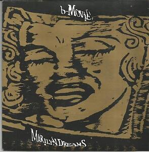 B-MOVIE Marilyn dreams UK SINGLE SOME BIZZARE 1981